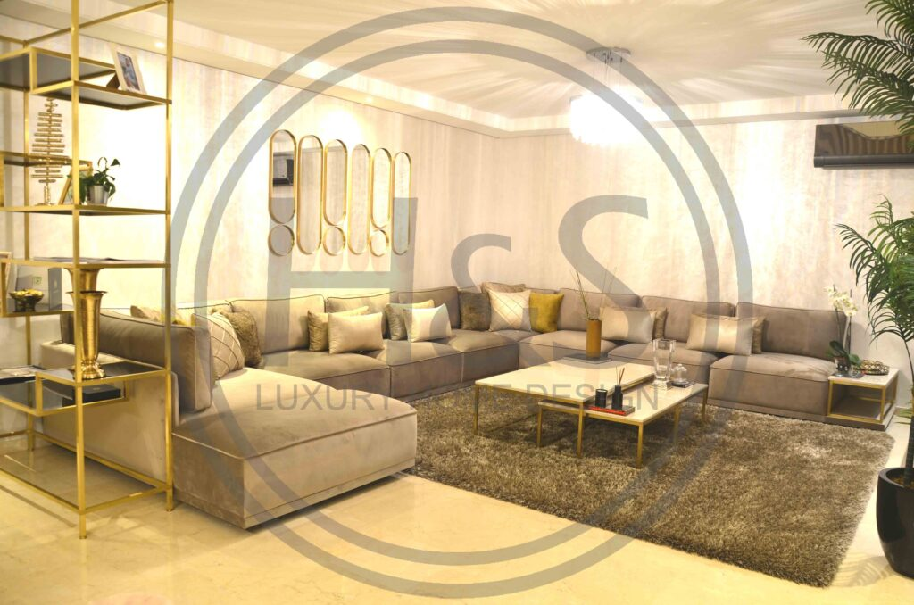réception home & sofa